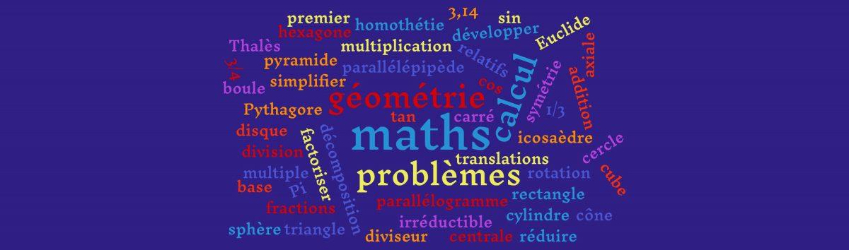 Mathématiques avec M. Ovieve